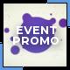 Liquid Event Promo - VideoHive Item for Sale