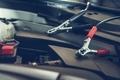 Car Jumper Cable Electrodes - PhotoDune Item for Sale