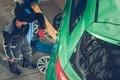 Car Mechanic Repair Station - PhotoDune Item for Sale