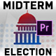 Midterm Election Elements - House & Senate | MOGRT for Premiere Pro - VideoHive Item for Sale