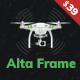 Altaframe - Drone Aerial Photography, Photo School and Photographer Portfolio WordPress Theme - ThemeForest Item for Sale