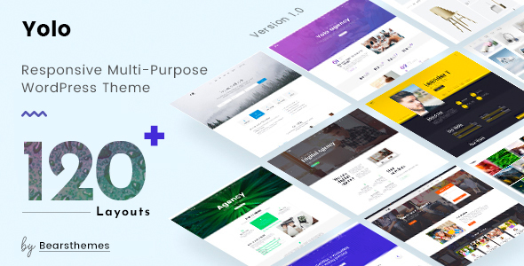 Yolo | Multi-Purpose Creative WordPress Themes