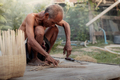 Old man are weaving of Thailand - PhotoDune Item for Sale