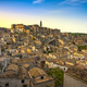 Matera ancient town i Sassi, Unesco site landmark. Basilicata, I - PhotoDune Item for Sale
