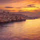 Polignano a Mare village at sunset, Bari, Apulia, Italy. - PhotoDune Item for Sale