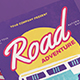 Road Trip Flyer - GraphicRiver Item for Sale