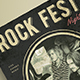Rock Fest Flyer - GraphicRiver Item for Sale