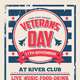 Veterans Day Flyer - GraphicRiver Item for Sale