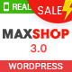 Maxshop | Multi-Purpose Responsive WooCommerce Theme (Mobile Layouts Included) - ThemeForest Item for Sale