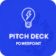 Startup X - Professional Pitch Deck Powerpoint Template - GraphicRiver Item for Sale