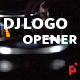 DJ Logo Opener - VideoHive Item for Sale