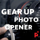 Gear Up // Photographer Logo - VideoHive Item for Sale