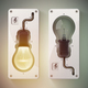 Two Realistic Isolated Bulbs - GraphicRiver Item for Sale