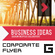 CORPORATE FLYER - GraphicRiver Item for Sale