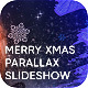 Merry Christmas Parallax Slideshow - VideoHive Item for Sale