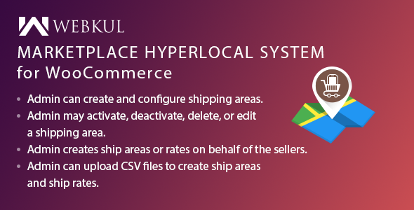 Marketplace Hyperlocal System for WooCommerce Free Download | Nulled