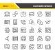 Customer Service Icons - GraphicRiver Item for Sale