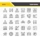 Team Work Icons - GraphicRiver Item for Sale