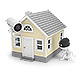 3D Small People - Thief and House - GraphicRiver Item for Sale