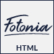 Fotonia - Photography Portfolio Template - ThemeForest Item for Sale
