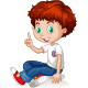 English Boy - GraphicRiver Item for Sale