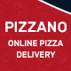 Pizzano UI Kit - GraphicRiver Item for Sale