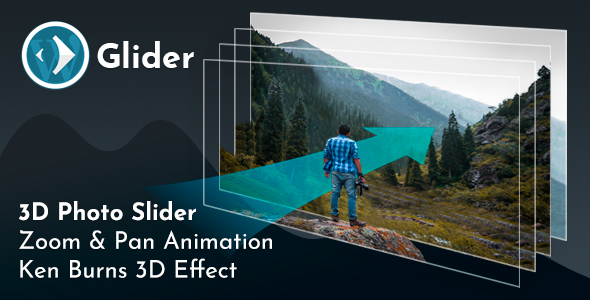 Glider 3D Photo Slider WordPress Plugin            Nulled