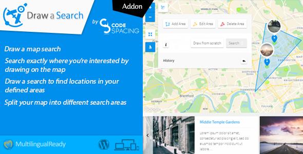 Download] Progress Map, Draw a Search - Wordpress Plugin Nulled