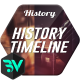 History Timeline - Clean Slides - VideoHive Item for Sale