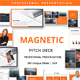 Magnetic Premium Powerpoint Template - GraphicRiver Item for Sale