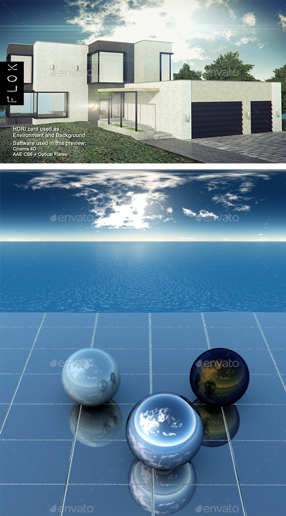 Daylight Sea 11 - 3DOcean Item for Sale
