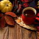 Autumn hot tea - PhotoDune Item for Sale