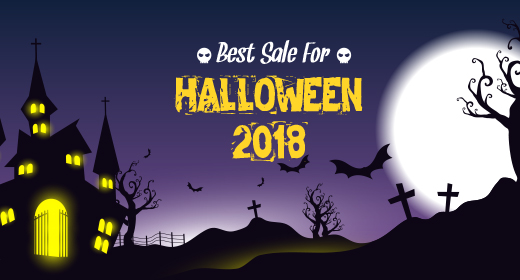 Special Halloween Sale | Up To 25% Off on Best-selling Magento Themes