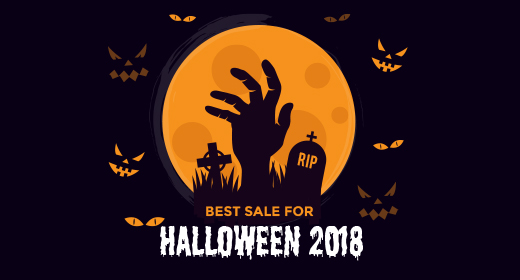 Crazy Halloween Sale | Up To 25% Off on Best-selling PrestaShop Themes