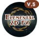 Elemental 2D FX pack [300 elements] - VideoHive Item for Sale