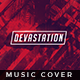 Devastation - Music Album Cover Artwork - GraphicRiver Item for Sale
