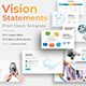 Vision Statements Pitch Deck Powerpoint Template - GraphicRiver Item for Sale