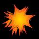Designed Explosion 05 Synthetic Blast