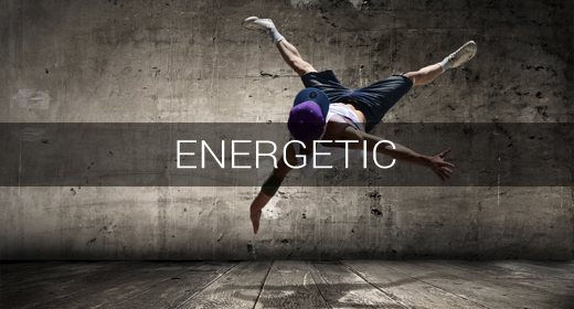 MOOD > Energetic