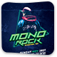 Mono Rock Flyer - GraphicRiver Item for Sale