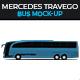 Mercedes Travego Bus Mock-Up - GraphicRiver Item for Sale