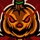 Pumpkins Esports Logo - GraphicRiver Item for Sale