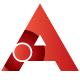 Stylized A Letter Logo