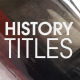 History Titles - VideoHive Item for Sale
