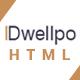 Dwellpo: Interior Design & Architecture HTML5 Template - ThemeForest Item for Sale