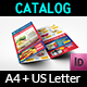 Supermarket Products Tri-Fold Catalog Brochure Template Vol.3 - GraphicRiver Item for Sale