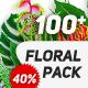 Floral Design Pack - VideoHive Item for Sale