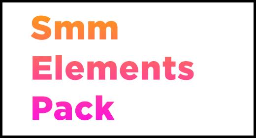 SMM packs