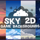 Sky Game Backgrounds - GraphicRiver Item for Sale