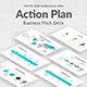 Action Plan Pitch Deck Keynote Template - GraphicRiver Item for Sale
